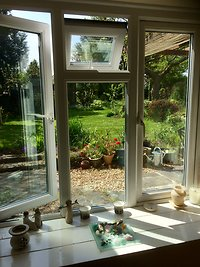 Practicalities & FAQs. garden window